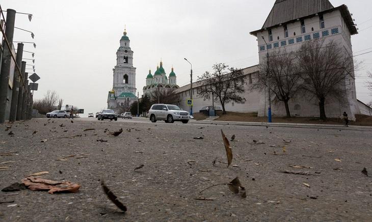 На Астраханскую область надвигается непогода