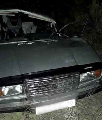 В ДТП под Астраханью погиб один и пострадали трое