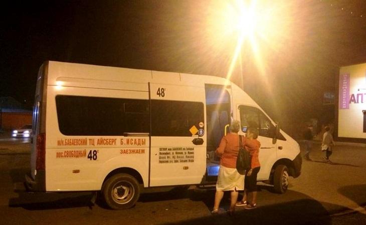 Астраханские перевозчики разработают новый график работы в вечернее время