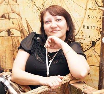 Ирина ЧЕРНУХИНА: Астрахань моего детства