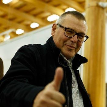 В Астрахани открывается выставка Евгения Полонского