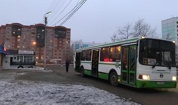 В мэрии следят за автобусами на Бабаевского