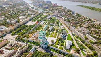 В интернете появился культурный гид по Астрахани