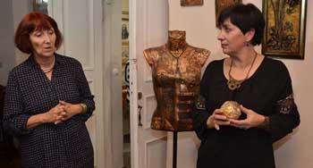 В Музее культуры Астрахани представили эксперимент со стимпанком