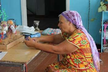 Нина Земскова возрождает местные традиции