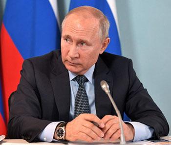 Путин о проблемах и перспективах развития Астраханской области: прямая речь (ОБНОВЛЕНО)
