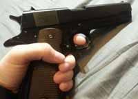 В Ахтубинском районе застрелился участковый полиции