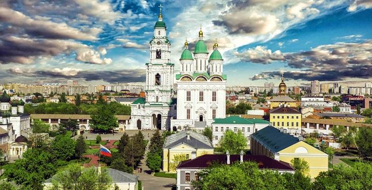Астрахань недооценена туристами