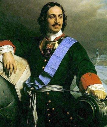Пётр I – лидер голосования астраханцев в конкурсе «Великие имена России»