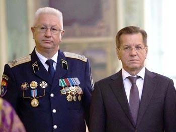Жилкин и Маркелов наконец-то увиделись