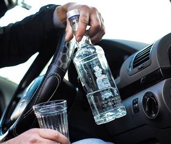 На День города в Астрахани поймали десятки пьяных водителей