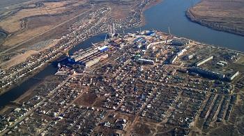 Грязная вода и вонючий воздух – визитная карточка посёлка Красные Баррикады