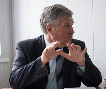 Александр Михайлов выступил за отмену фильтра на выборах губернатора Астраханской области