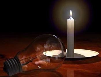 В первый день августа отключат свет во всех районах Астрахани