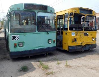 Астраханская троллейбусная эпитафия. Кто виноват в крахе общественного транспорта в городе