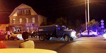 Страшная трагедия в Астрахани. Водовозка сбила троих детей