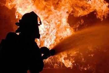Высокая пожароопасность сохраняется в Астрахани