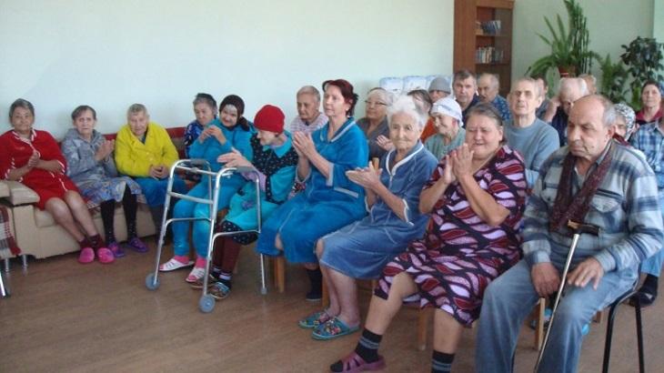 В специализированном доме престарелых под Астраханью выявлен очаг COVID-19