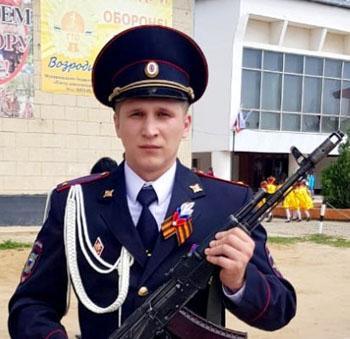 Полицейский спас ребёнка под Астраханью