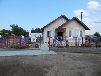 Шесть новых ФАПов откроется в Астраханской области до конца года