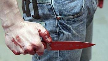 Астраханку до полусмерти исполосовал ножом её бывший парень