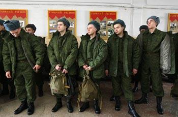 Беспредел в военкоматах Астрахани усиливается