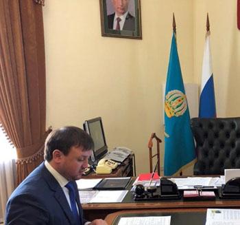 Экс-гендиректору «Газпром межрегионгаз Астрахань» продлили арест