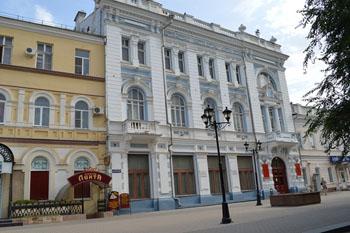 Музей боевой славы в Астрахани готовится к масштабному ремонту