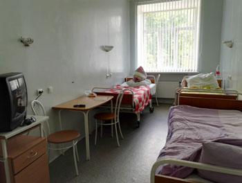 Сельчанку обокрали прямо в больничной палате в Астрахани