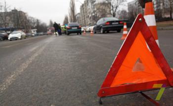 Видео ДТП в Астрахани со сбитым пешеходом