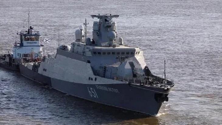 Астраханские корабли примут участие в главном военно-морском параде