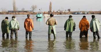 В Астраханской области началась осенняя путина
