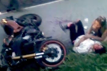 Девушка разбилась из-за гонки с ДПС в Астрахани
