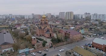 В Астрахани снят фильм в память о схимонахе Митрофане