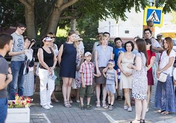 В Астрахани стартуют бесплатные пешеходные экскурсии