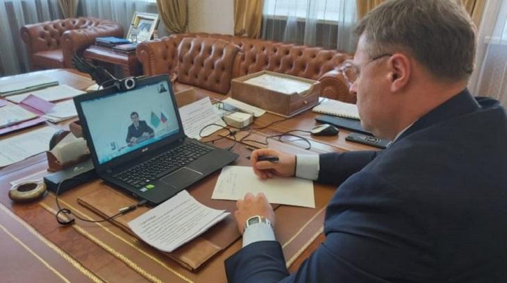 Астраханская область и Туркменистан продолжают сотрудничать