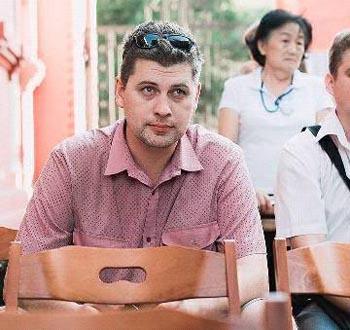 Валентин БЫЧКОВ: Прогуливаясь по Астрахани