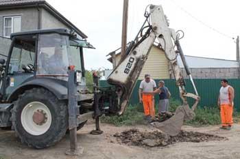 Жителей Астрахани отключают от водоснабжения. За их беспредел