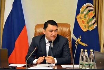 Глава правительства Астраханской области Расул Султанов расскажет о «Зелёной папке»