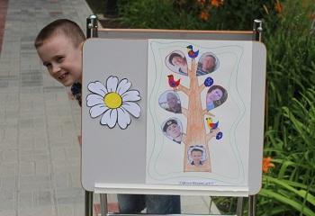 В астраханских учреждениях социальной сферы отметили День семьи любви и верности