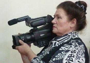Руководитель фотостудии «Дельта» Валентина Клокова отмечает юбилей и проводит выставку