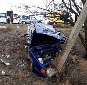 В ДТП под Астраханью пострадали шесть человек