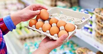 Нитрофураны нашли ростовские специалисты в яйцах из Астрахани