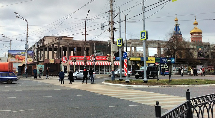 Селенские исады в Астрахани снесут за 4,6 млн рублей
