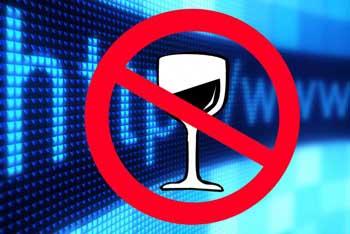 Пьянству - бой! В Астрахани заблокировали сайты о продаже алкоголя