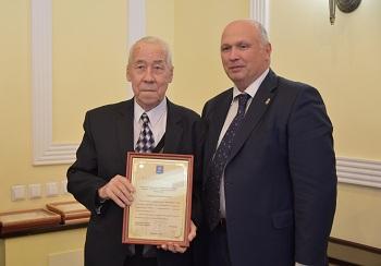 Городской Совет ветеранов подвел итоги работы в уходящем году