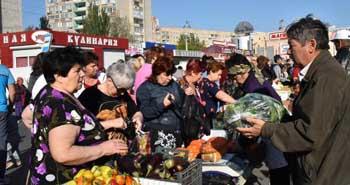 Хорошие астраханские продукты продадут в субботу на ярмарке