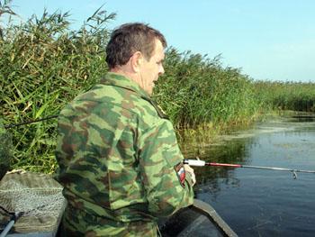 Особенности астраханской рыбалки Алексея Булдакова