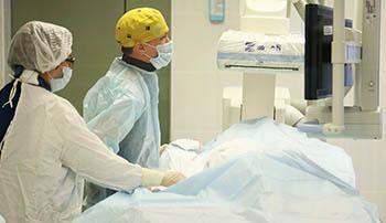 Хирурги Александровской больницы применяют новые методы лечения