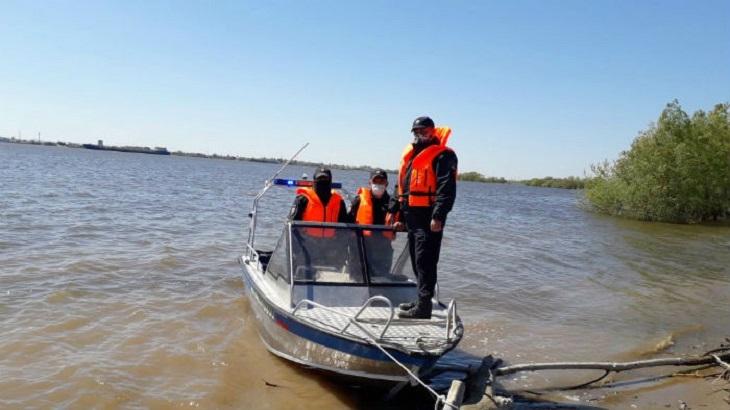 Астраханец нарушил самоизоляцию ради браконьерства